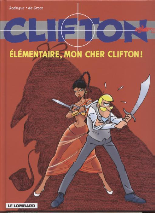 Couverture de Clifton -20- Élémentaire, mon cher Clifton !