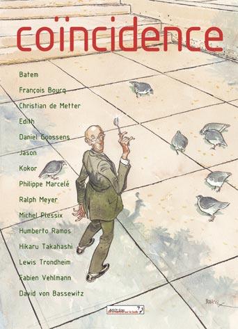 Couverture de Coïncidence