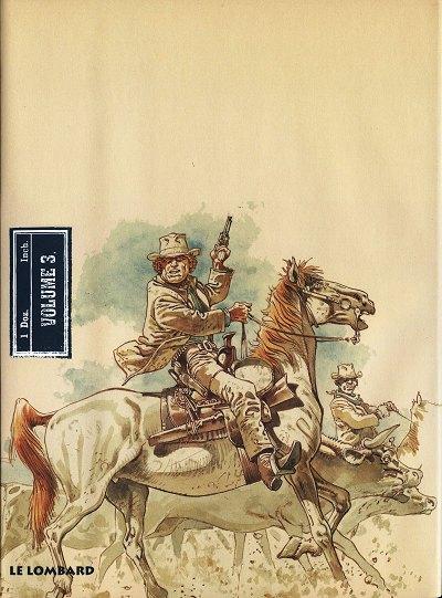 Couverture de Comanche -Cof INT3- The whole story - Volume 3