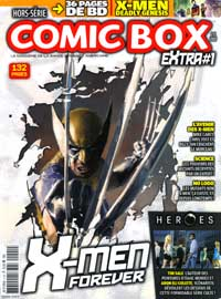 Couverture de Comic Box Extra -1- Comic Box Extra 1 - X-Men Forever
