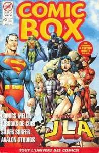 Couverture de Comic Box (1re série) -2- Comic Box 2