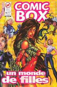 Couverture de Comic Box (1re série) -41- Comic Box 4
