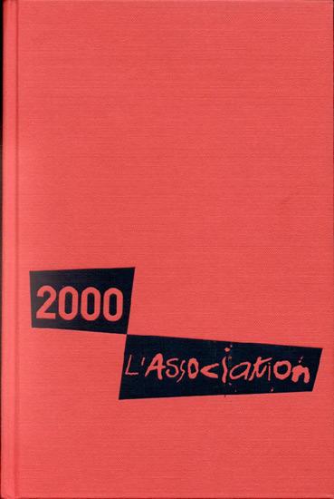 Couverture de Comix 2000