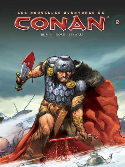 Les Nouvelles Aventures de Conan Tome 2