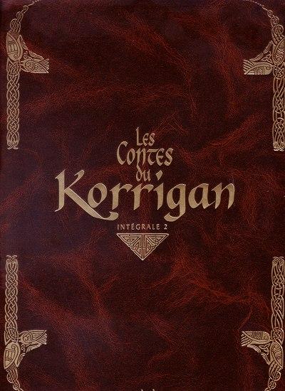 Couverture de Les contes du Korrigan -INT02- Intégrale 2