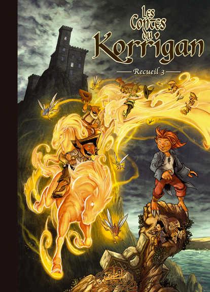 Couverture de Les contes du Korrigan -Rec03- Recueil 3