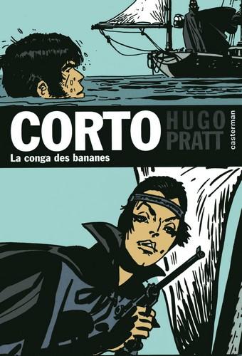 Couverture de Corto (Casterman chronologique) -10- La conga des bananes