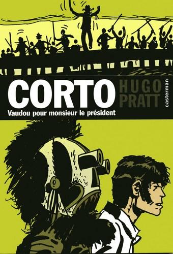 Couverture de Corto (Casterman chronologique) -11- Vaudou pour monsieur le président
