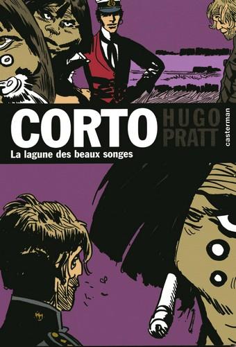 Couverture de Corto (Casterman chronologique) -12- La lagune des beaux songes