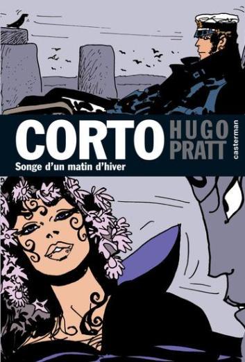 Couverture de Corto (Casterman chronologique) -17- Songe d'un matin d'hiver