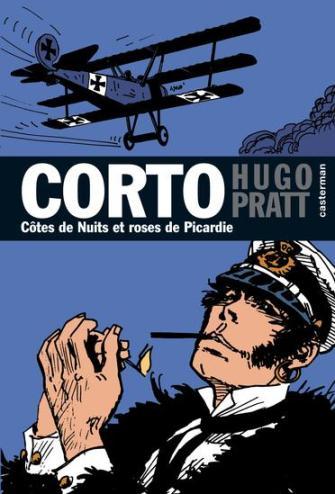 Couverture de Corto (Casterman chronologique) -18- Côtes de Nuits et roses de Picardie