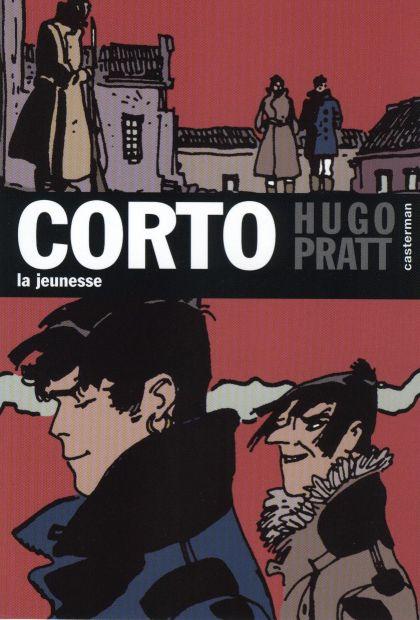 Couverture de Corto (Casterman chronologique) -1- La jeunesse