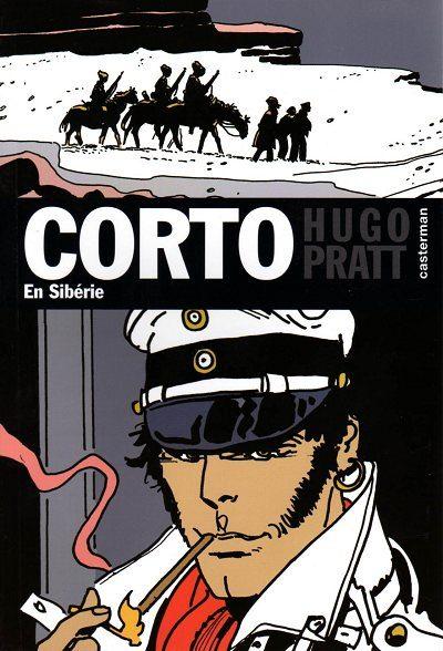Couverture de Corto (Casterman chronologique) -24- En Sibérie