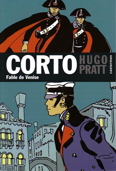 Couverture de Corto (Casterman chronologique) -25- Fable de Venise