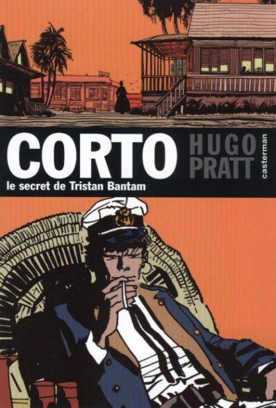 Couverture de Corto (Casterman chronologique) -3- Le secret de Tristan Bantam