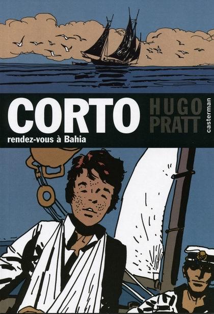 Couverture de Corto (Casterman chronologique) -4- Rendez vous à Bahia