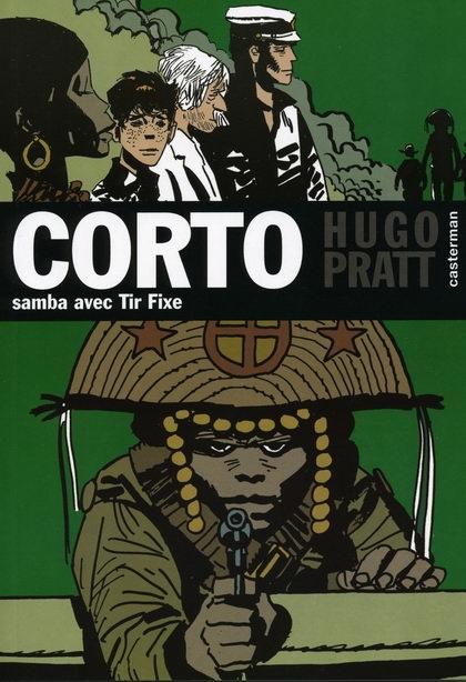 Couverture de Corto (Casterman chronologique) -5- Samba avec Tir Fixe