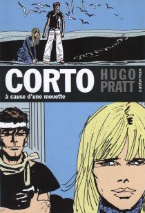 Couverture de Corto (Casterman chronologique) -8- À cause d'une mouette