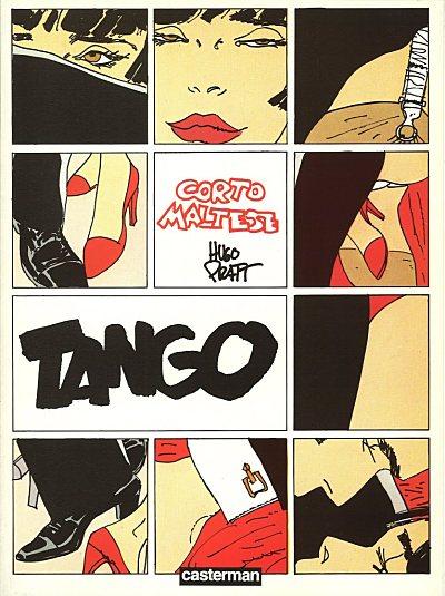 Couverture de Corto Maltese -9- Tango