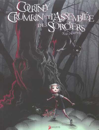 Couverture de Courtney Crumrin -2- Courtney Crumrin et l'Assemblée des Sorciers