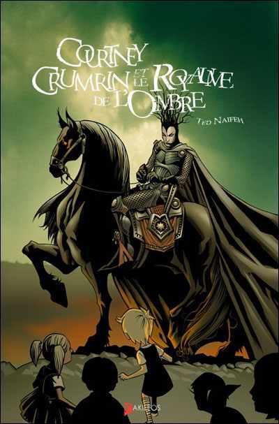 Couverture de Courtney Crumrin -3- Courtney Crumrin et le Royaume de l'Ombre
