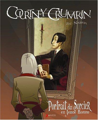 Couverture de Courtney Crumrin -HS1- Portrait du Sorcier en Jeune Homme
