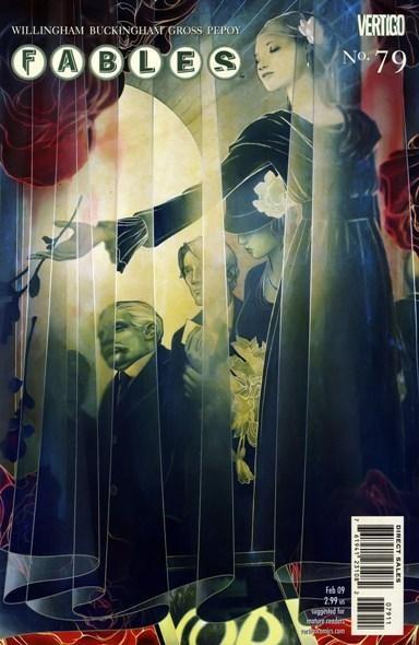 Couverture de Fables (2002) -79- Dark ages part3: fabletown unbound