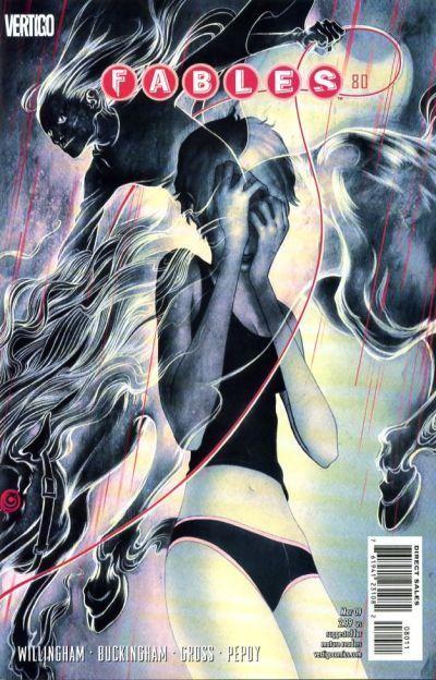 Couverture de Fables (2002) -80- Dark ages part 4: the darkest hour