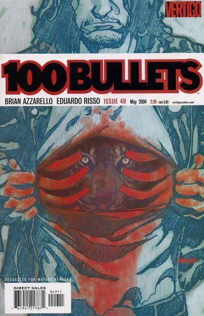 Couverture de 100 Bullets (1999) -49- In stinked, part 3