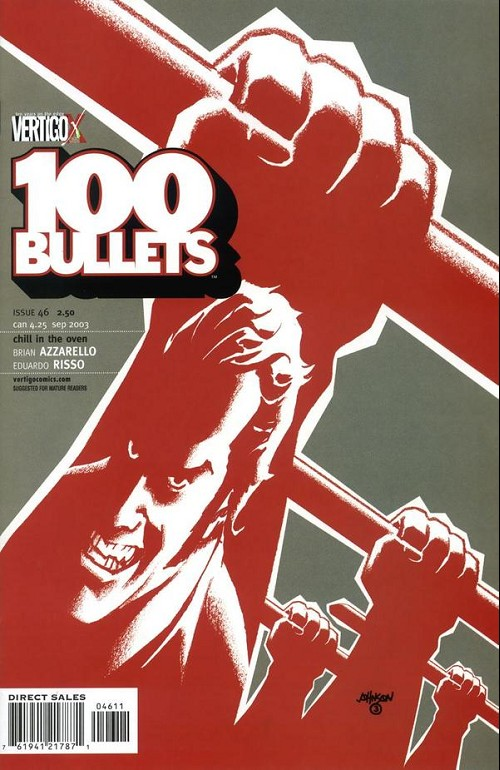Couverture de 100 Bullets (1999) -46- Chill in the oven, part 4