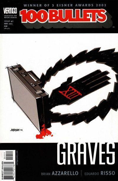 Couverture de 100 Bullets (1999) -41- A crash