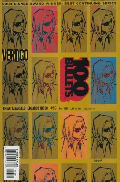Couverture de 100 Bullets (1999) -53- Wylie runs the voodoo down, part 3