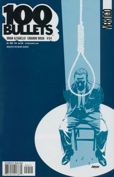 Couverture de 100 Bullets (1999) -54- Wylie runs the voodoo down, part 4