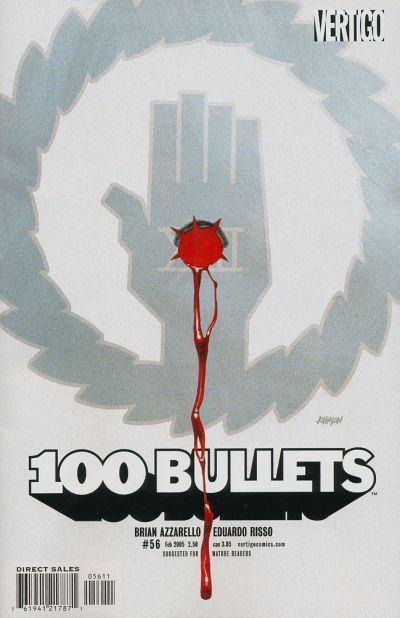 Couverture de 100 Bullets (1999) -56- Wylie runs the voodoo down, part 6