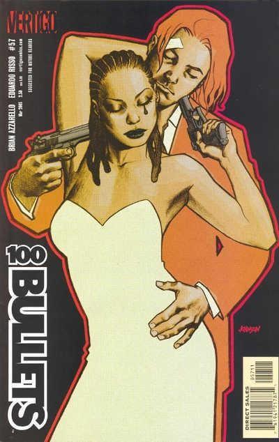 Couverture de 100 Bullets (1999) -57- Wylie runs the voodoo down, part 7