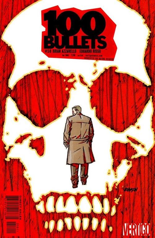 Couverture de 100 Bullets (1999) -58- Coda smoke