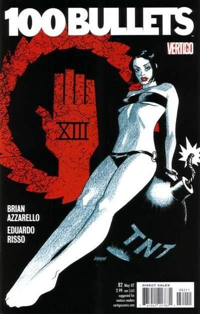 Couverture de 100 Bullets (1999) -82- Tarantula, part 2