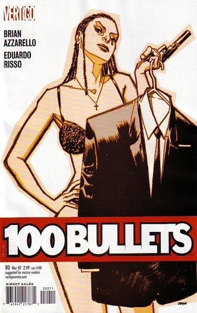 Couverture de 100 Bullets (1999) -80- A split decision