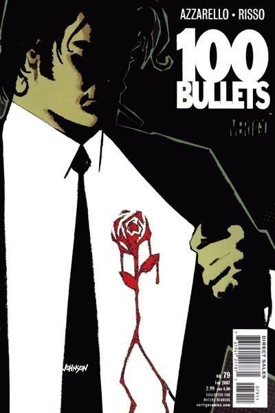 Couverture de 100 Bullets (1999) -79- Punch line, part 4