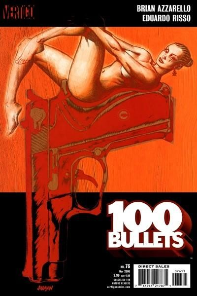 Couverture de 100 Bullets (1999) -76- Punch line, part 1