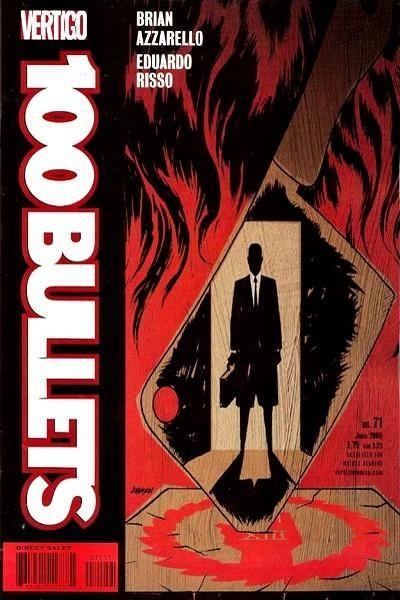 Couverture de 100 Bullets (1999) -71- A wake, part 2