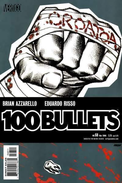 Couverture de 100 Bullets (1999) -68- Sleep, walker, part 1