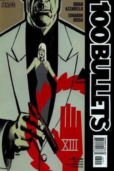 Couverture de 100 Bullets (1999) -69- Sleep, walker, part 2