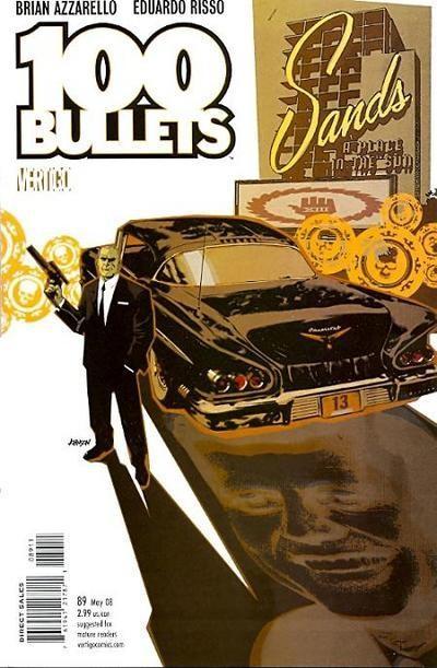 Couverture de 100 Bullets (1999) -89- Corner of the sky
