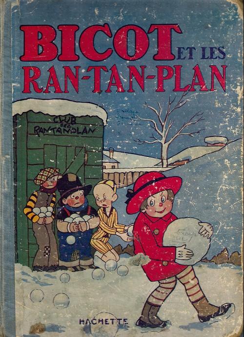 III-Bicot et les Ran-Tan-Plan-1928