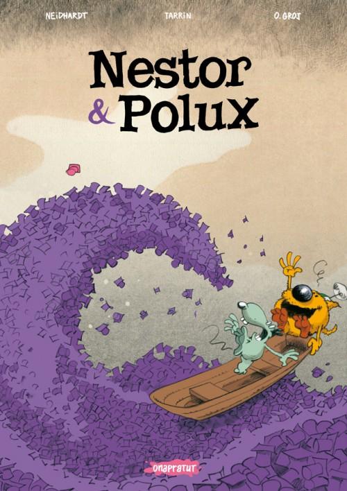 Couverture de Nestor et Polux ! -INTb- Nestor & Polux