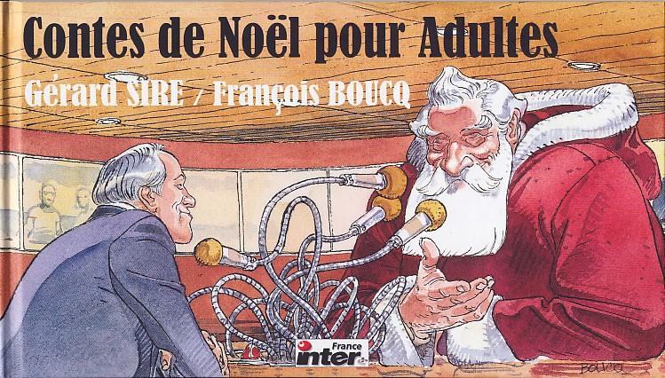 Couverture de (AUT) Boucq -1- Contes de Noël