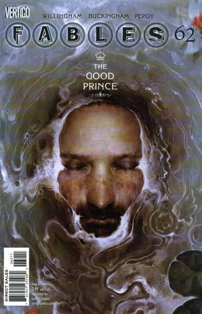 Couverture de Fables (2002) -62- The good prince, chapter three; knighthood