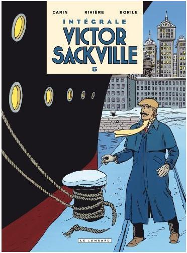 Couverture de Victor Sackville -INT5- L'intégrale - volume 5