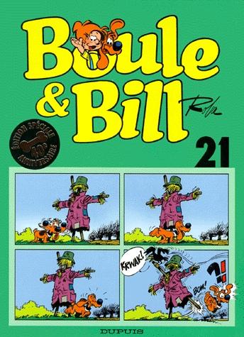Couverture de Boule et Bill -02- (Édition actuelle) -21- Boule & Bill 21